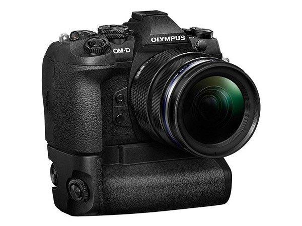 Новые слухи об Olympus E-M1X