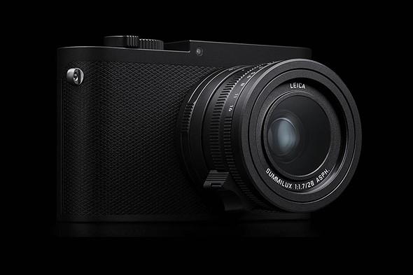 Leica Q-P — та же Leica Q но в сдержаном стиле