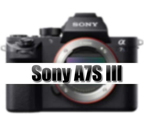 Sony A7SIII с новым сенсором отличным от A9