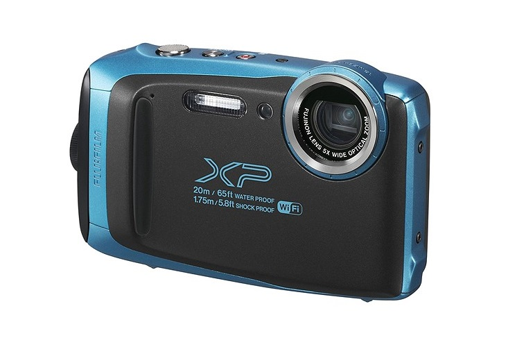 Fujifilm представит защищенную FinePix XP140
