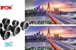 Адаптеры Kipon Baveyes для оптики среднего формата и камер Nikon Z и Canon EOS R