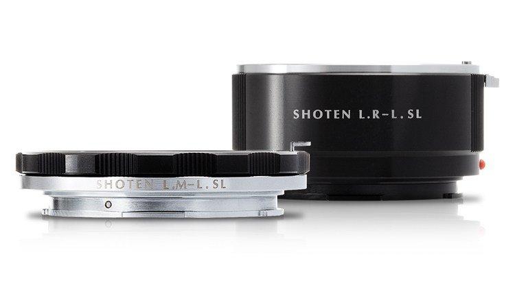 Адаптеры Shoten LM-LSL и LR-LSL для камер Leica