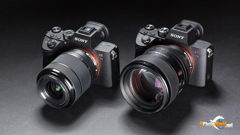 Sony A7R III и A7 III получили прошивки версии 2.10