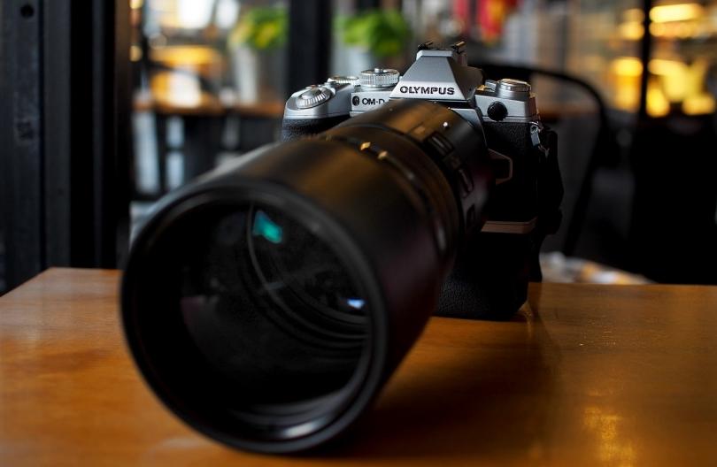 Зарегистрирован Olympus M.Zuiko Digital 150-400mm f/4.0 Pro
