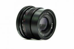 7artisans 35mm f/2 для Sony E поступили в продажу