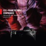 Panasonic объявит Lumix S1 / S1R на CES 2019?
