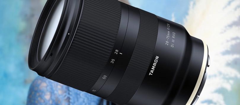 Обновление прошивки Tamron 28-75mm f/2.8 Di III RXD до ver.3