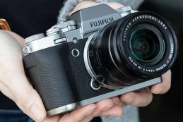 Интервью с Fujifilm «мы никогда не займёмся полнокадровыми камерами»