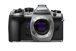 Сюрприз! Olympus OM-D E-M1 Mark II silver