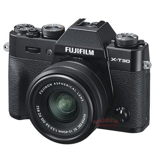 Опубликованы новые изображения Fujifilm X-T30