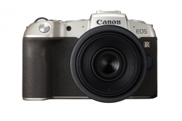Canon EOS RP в золотистом корпусе