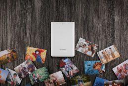 Портативный фотопринтер Huawei для мобильной фотографии