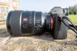 Представлен объектив Sony 135mm F/1.8 G-master