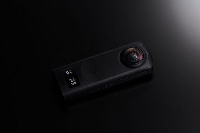 RICOH THETA Z1  — новая 360-градусная камера