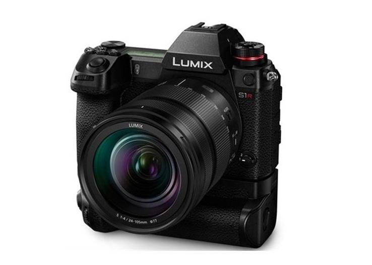 Названа цена Panasonic Lumix S1R и S1