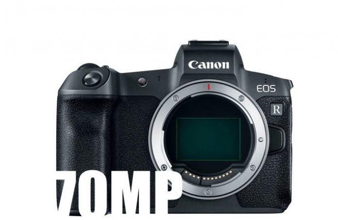 Canon представит 70-мегапиксельную камеру к концу 2019 года