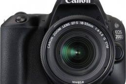 Canon выпустит новую APS-C камеру