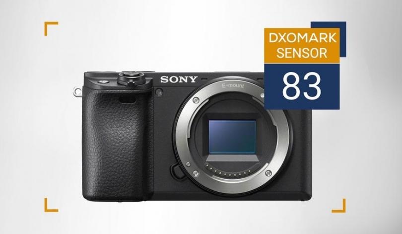 Тест Sony A6400 в DxOMark