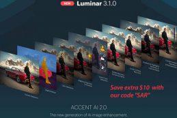 Вышло обновление умного плагина Skylum Luminar 3.1