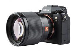 Viltrox анонсировали AF портретник для Sony E