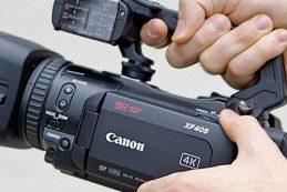 Canon анонсирует 5 камкордеров в апреле