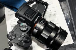 Опубликованы изображения объектива Voigtlander 21mm f/1.4
