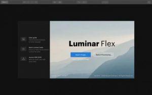 Новый умный плагин Luminar Flex от Skylum