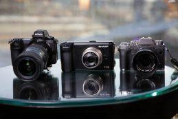 Sharp показали 8К камеру системы Micro Four Thirds