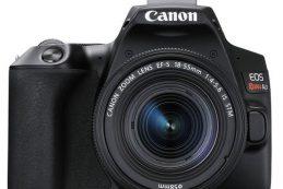 Анонсирована камера Canon 250D