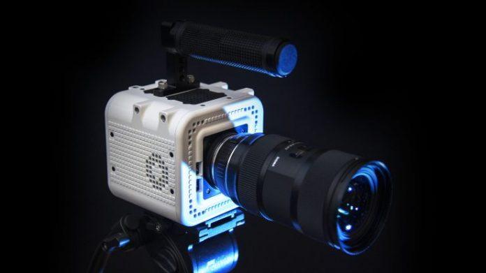 Полнокадровая 5К кинокамера с процессором Intel i7 в разработке