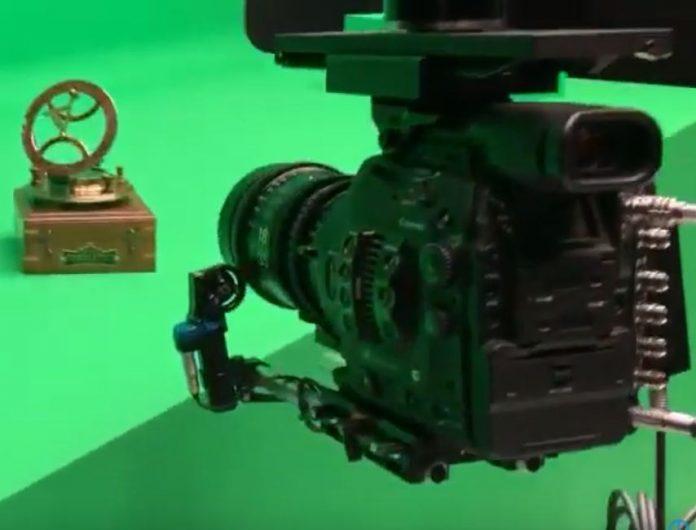 Кинокамера Canon 8K была замечена на мероприятии WWDC 2019