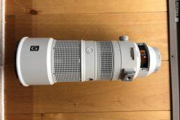 Первые изображения объектива Sony 200-600mm f/5.6-6.3 FE