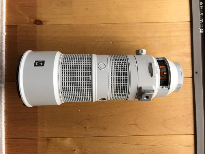 Стала известна цена объектива Sony 200-600mm FE f/5.6-6.3