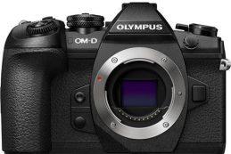 Olympus работает над 6K MFT беззеркальной камерой