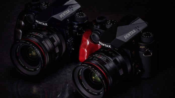Представлена лимитированная камера Pentax KP J
