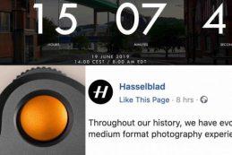 Новая камера Hasselblad выйдет 19 июня