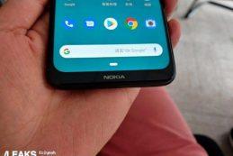 Опубликованы изображения смартфона Nokia c тройной камерой