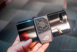 Asus ROG Phone 2 получил камеру с широкоугольным объективом 11mm F/2.6