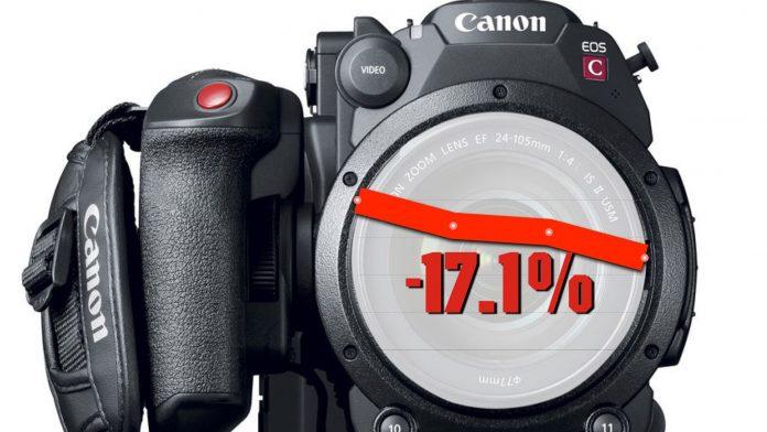 Финансовые результаты Canon даже хуже, чем ожидалось