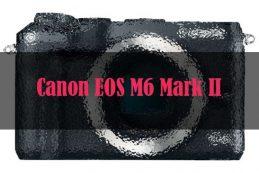 В сеть утекли характеристики будущей Canon EOS M6 Mark II