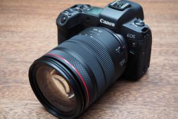 Canon представит полнокадровые камеры EOS RX и EOS RS