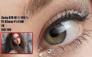 Примеры снимков на Sony A7R IV