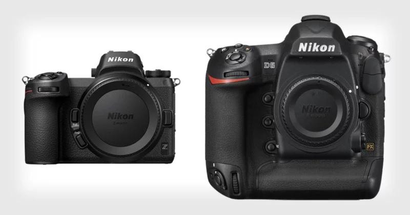 Nikon подтвердила разработку беззеркалки, равной D5