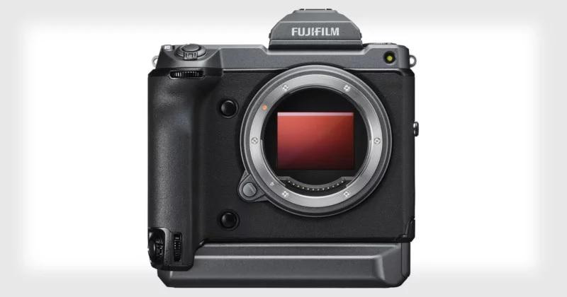 Анонс Fujifilm GFX100