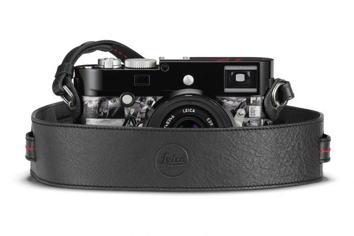 Еще одна утечка от Leica: камера M-mount Monochrom Signature от Энди Саммерса