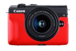 Canon анонсировали новую камеру EOS M200