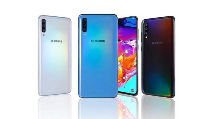 Samsung Galaxy A70s получил 64-мегапиксельную камеру