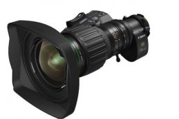Canon представляет 4K вещательный объектив с зумом CJ15ex4.3B