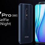 Смартфон Vivo V17 Pro получит 6 камер