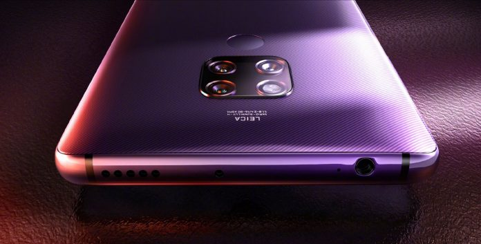 Выпуск камерофонов Huawei Mate 30 и Mate 30 Pro перенесен из-за санкций